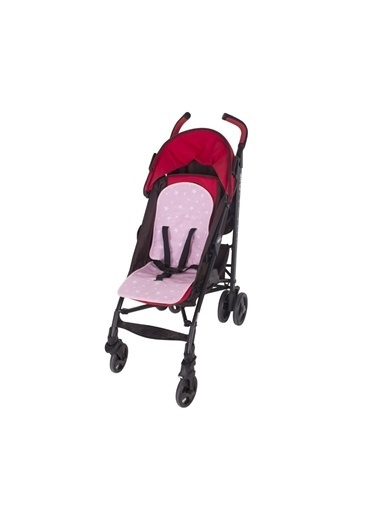Sevi Bebe Sevi Bebe Klimali Puset Ve Oto Koltugu Minderi - Pembe Pembe